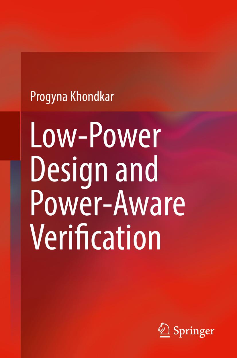 Khondkar, Progyna - Low-Power Design and Power-Aware Verification, ebook