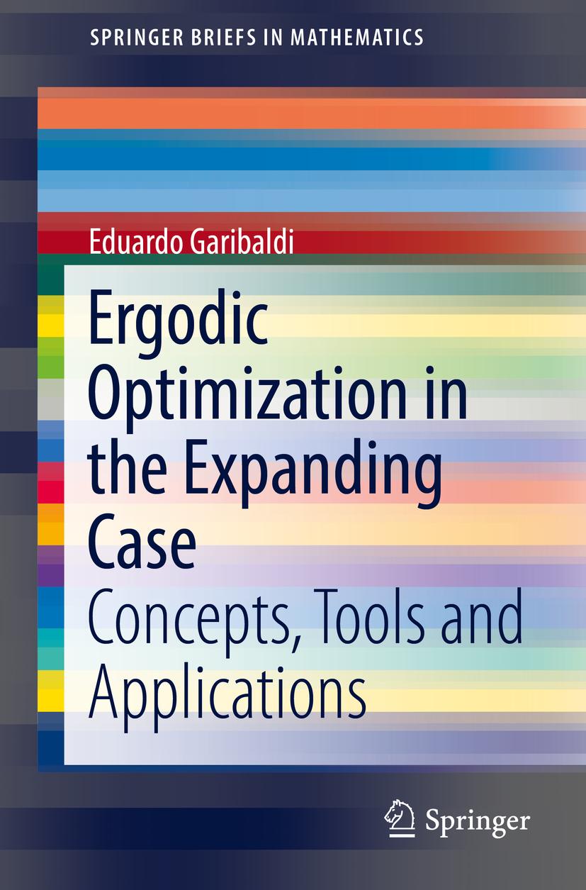Garibaldi, Eduardo - Ergodic Optimization in the Expanding Case, ebook