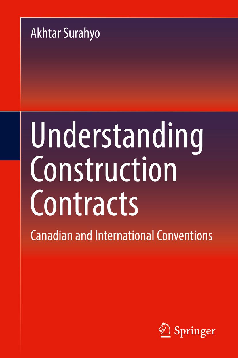 Surahyo, Akhtar - Understanding Construction Contracts, ebook