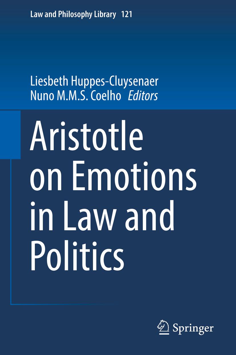 Coelho, Nuno M.M.S. - Aristotle on Emotions in Law and Politics, ebook