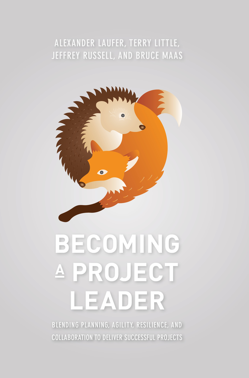 Laufer, Alexander - Becoming a Project Leader, ebook