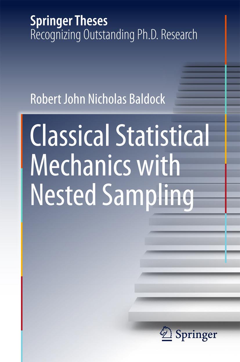 Baldock, Robert John Nicholas - Classical Statistical Mechanics with Nested Sampling, ebook