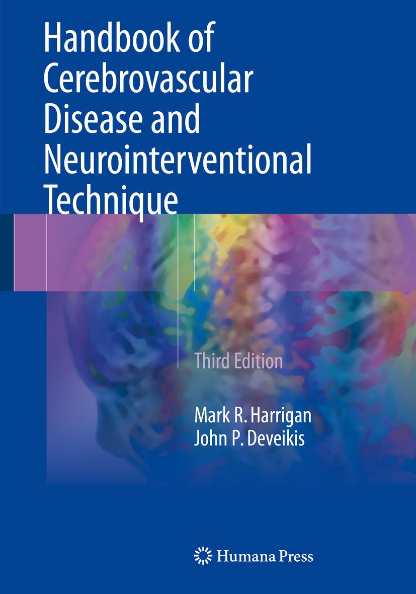 Deveikis, John P. - Handbook of Cerebrovascular Disease and Neurointerventional Technique, ebook