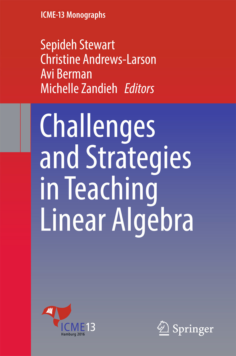 Andrews-Larson, Christine - Challenges and Strategies in Teaching Linear Algebra, ebook