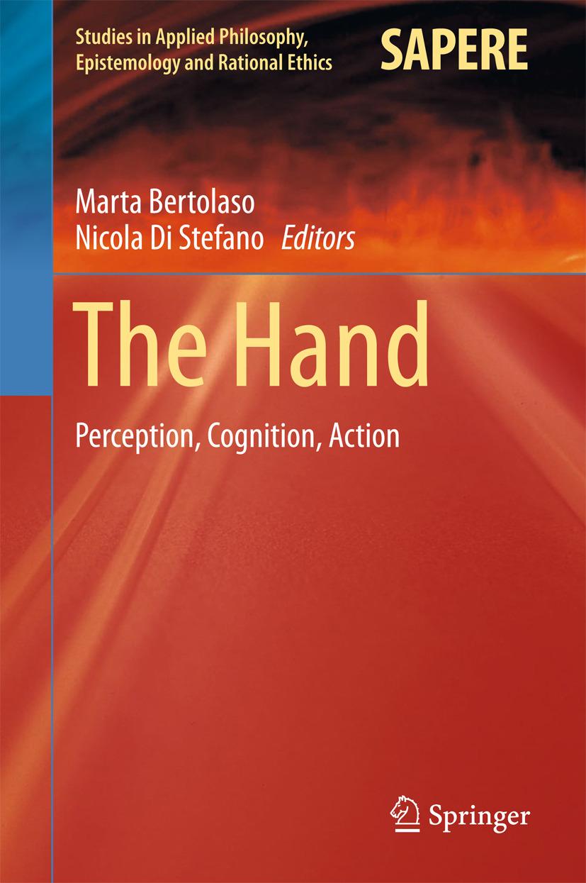Bertolaso, Marta - The Hand, ebook