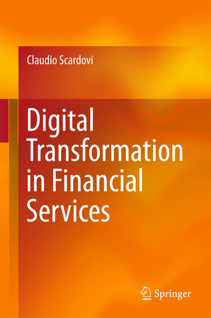 Scardovi, Claudio - Digital Transformation in Financial Services, ebook