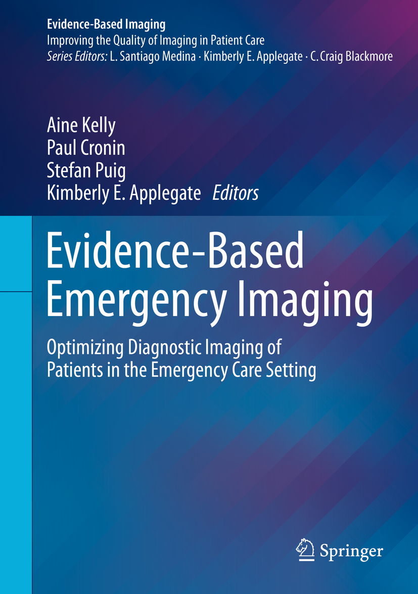 Applegate, Kimberly E. - Evidence-Based Emergency Imaging, ebook