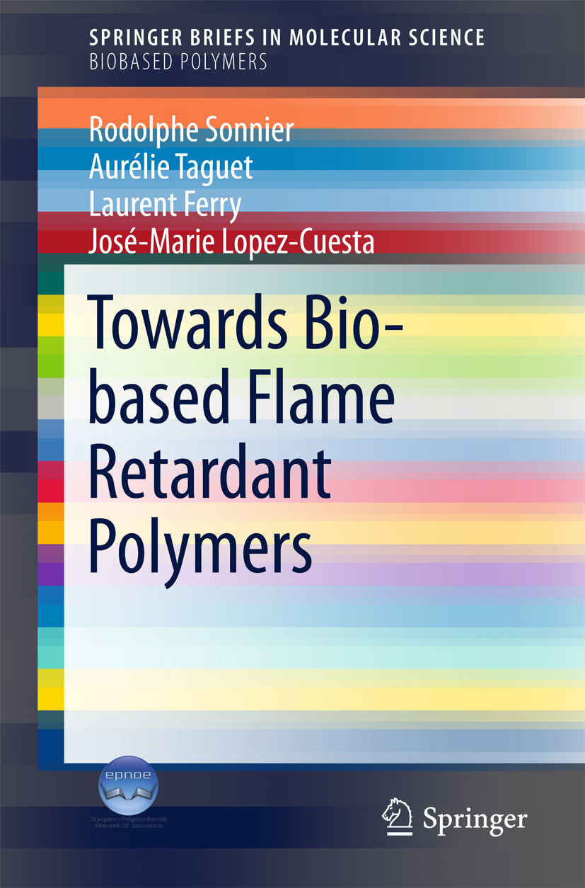 Ferry, Laurent - Towards Bio-based Flame Retardant Polymers, e-bok