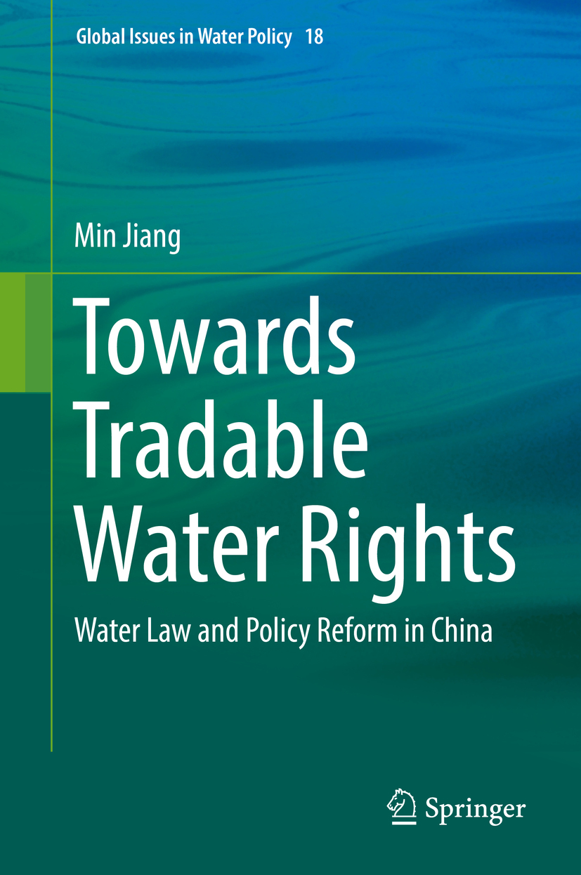 Jiang, Min - Towards Tradable Water Rights, ebook