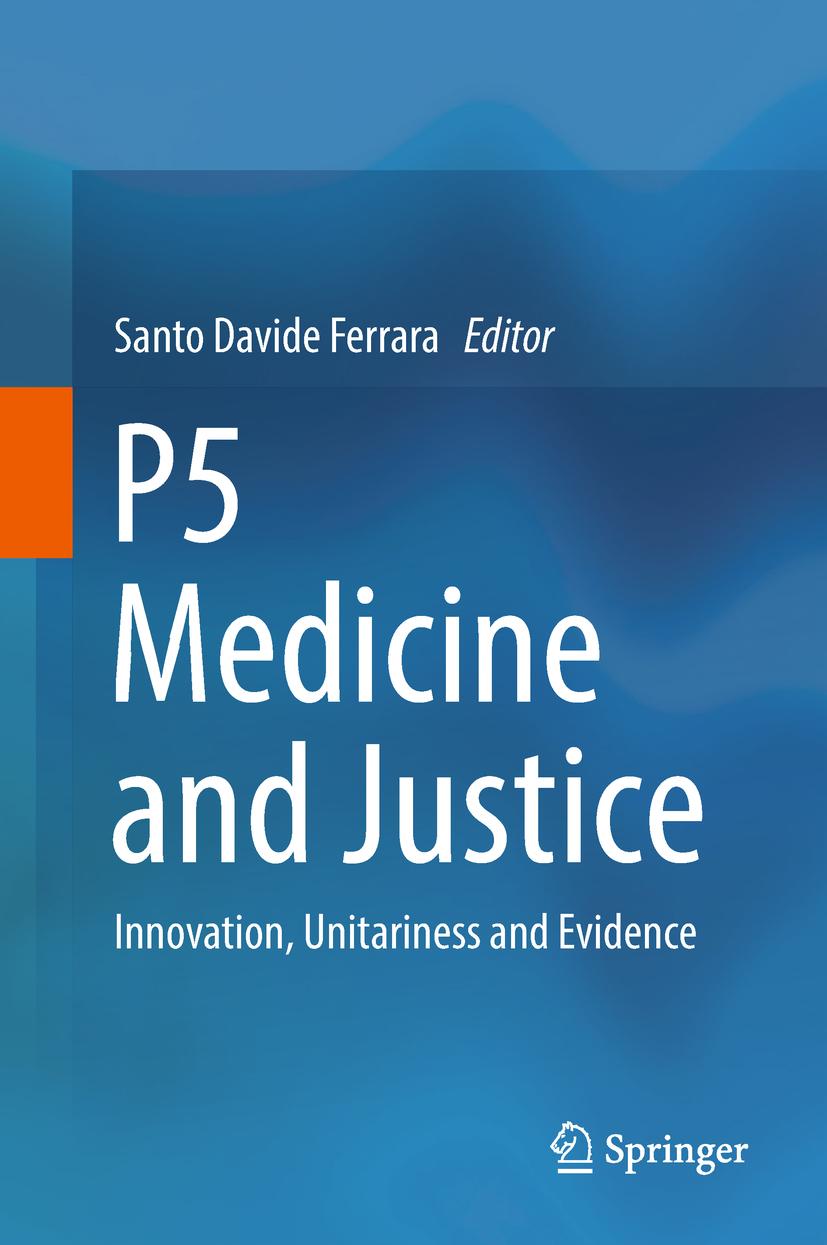 Ferrara, Santo Davide - P5  Medicine  and Justice, ebook