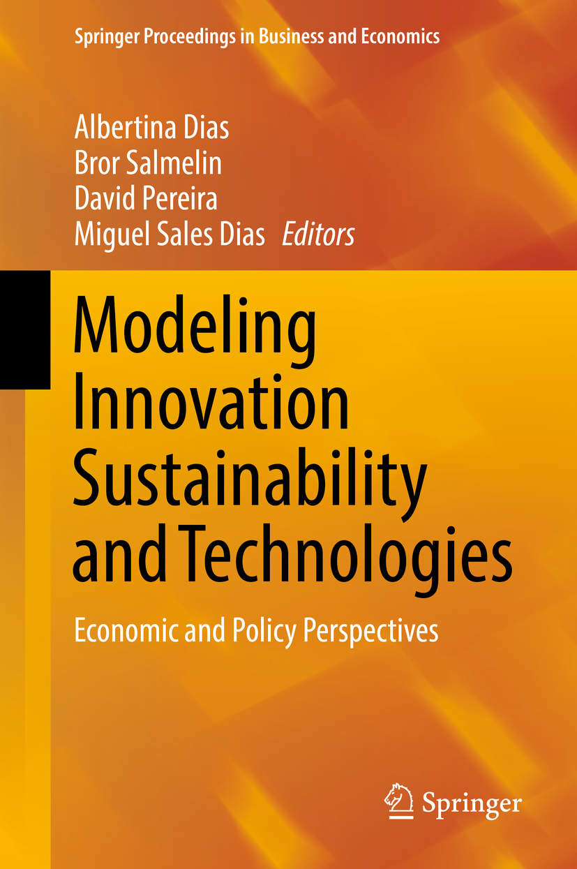 Dias, Albertina - Modeling Innovation Sustainability and Technologies, ebook