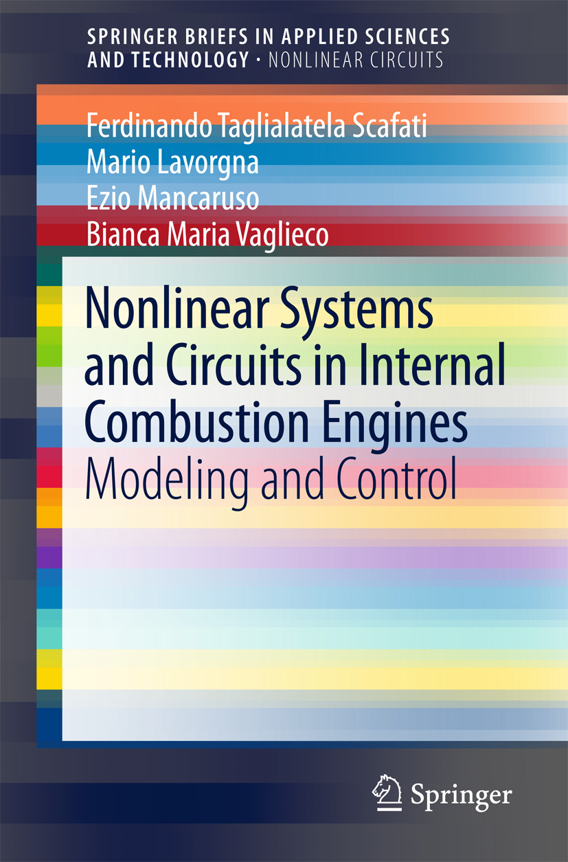 Lavorgna, Mario - Nonlinear Systems and Circuits in Internal Combustion Engines, ebook
