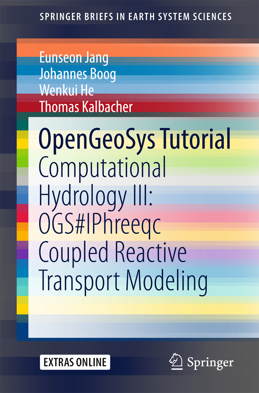 Boog, Johannes - OpenGeoSys Tutorial, ebook