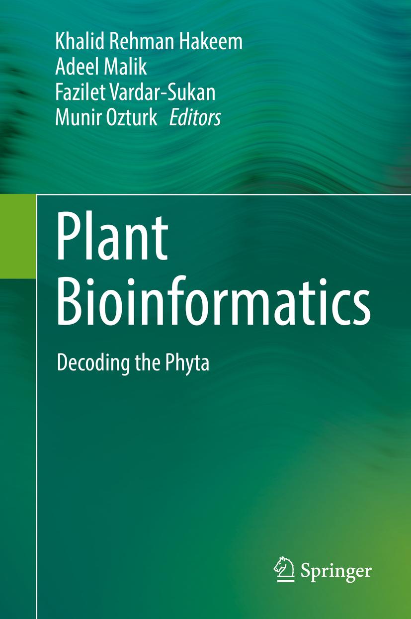 Hakeem, Khalid Rehman - Plant Bioinformatics, e-kirja