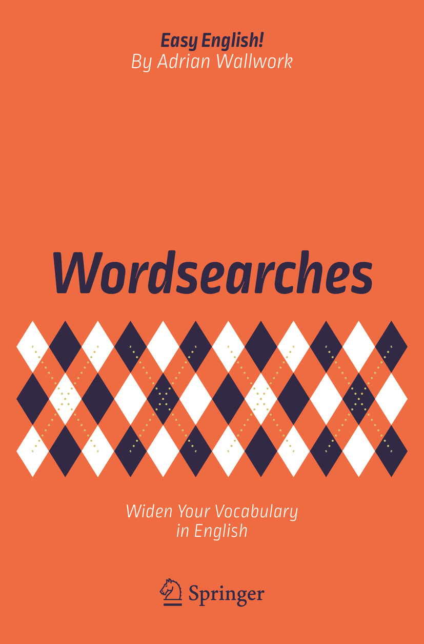 Wallwork, Adrian - Wordsearches, ebook