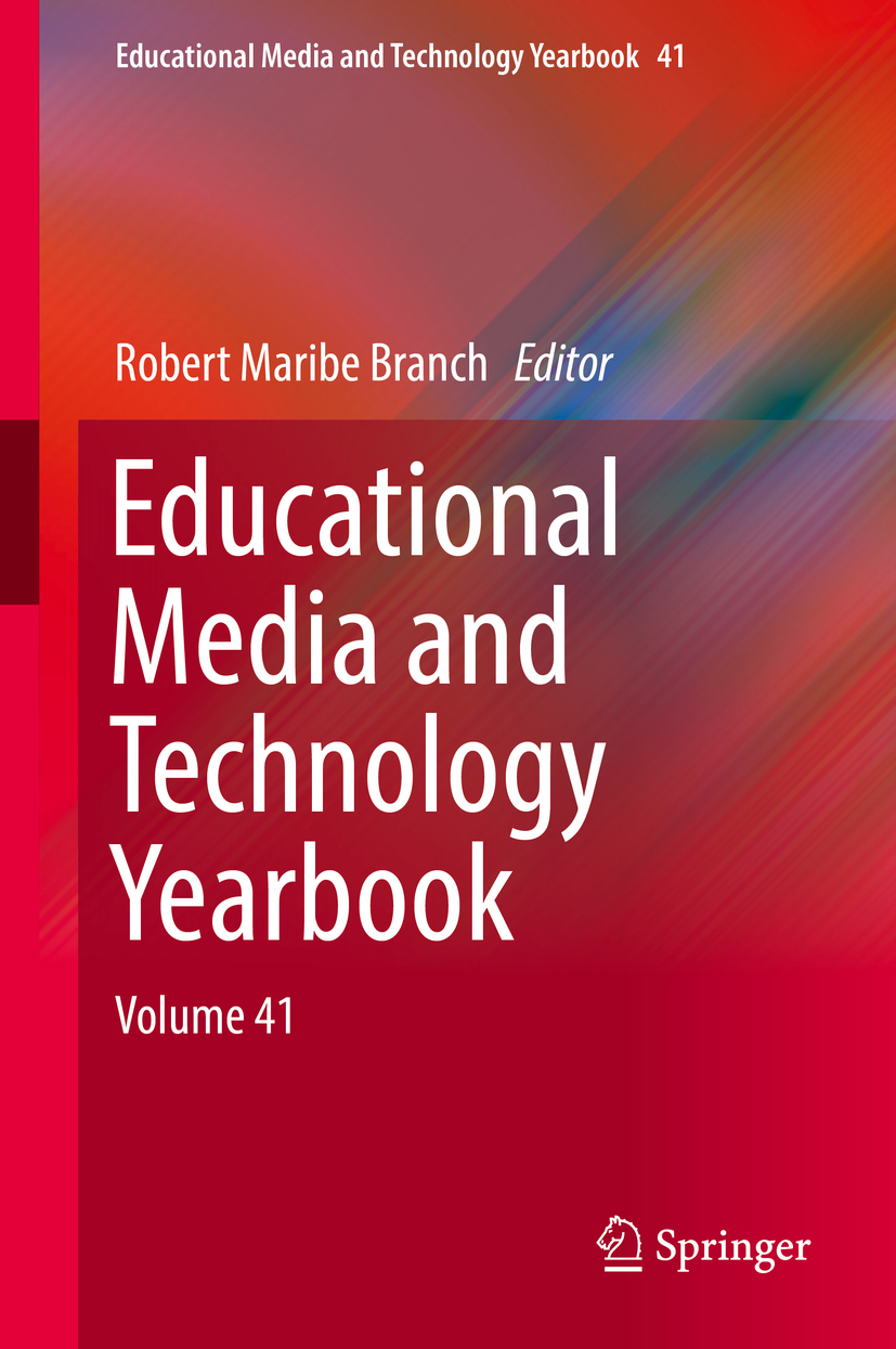 Branch, Robert Maribe - Educational Media and Technology Yearbook, ebook