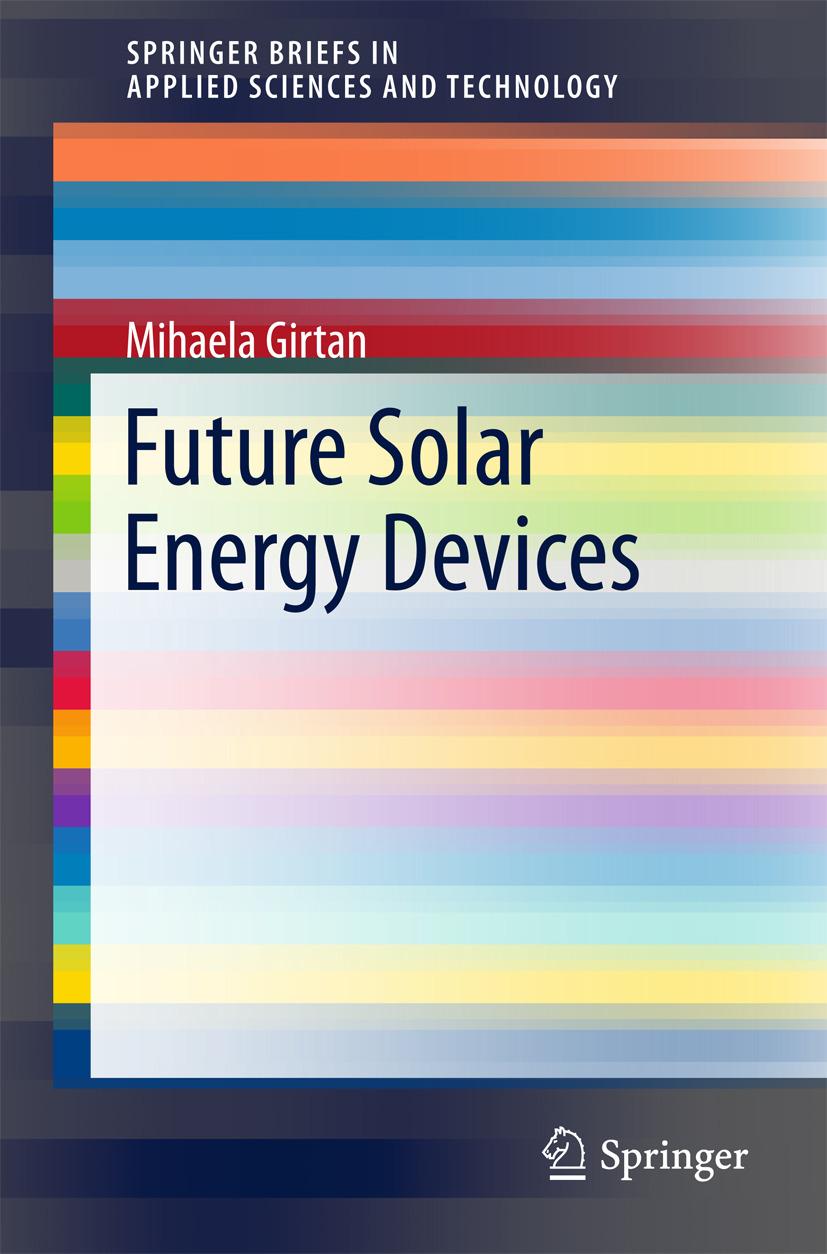 Girtan, Mihaela - Future Solar Energy Devices, ebook