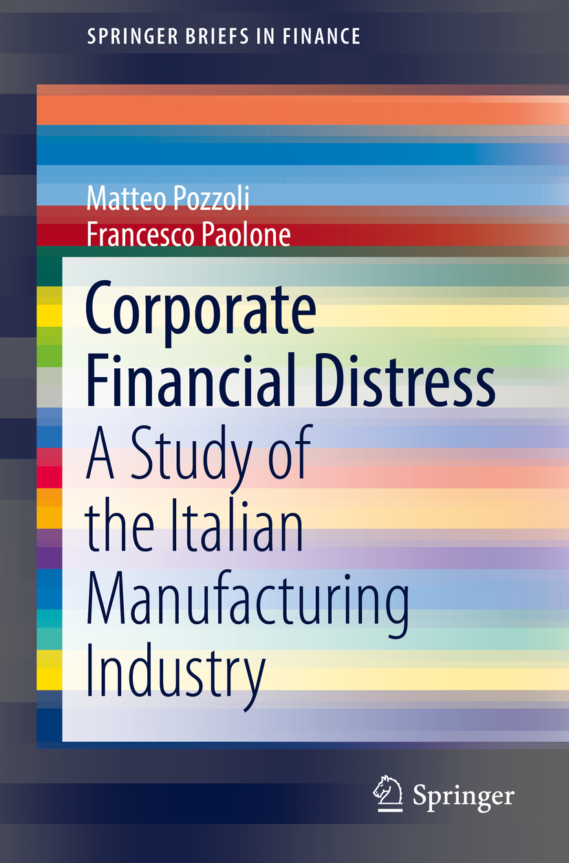 Paolone, Francesco - Corporate Financial Distress, ebook