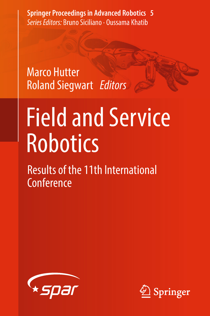 Hutter, Marco - Field and Service Robotics, ebook
