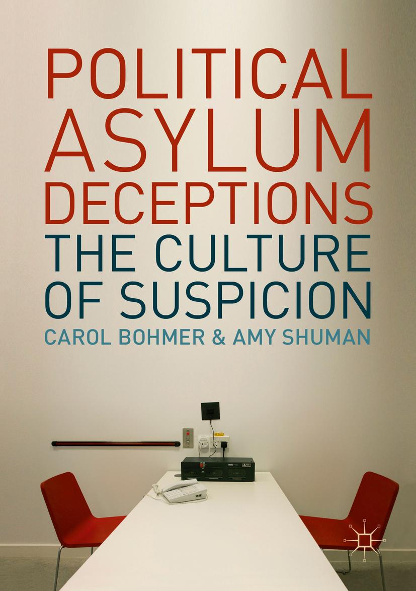 Bohmer, Carol - Political Asylum Deceptions, ebook