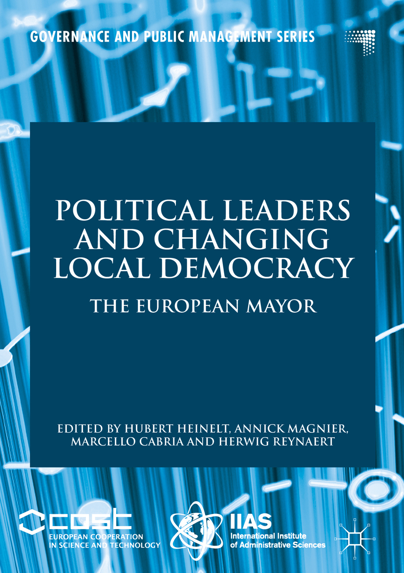 Cabria, Marcello - Political Leaders and Changing Local Democracy, e-bok