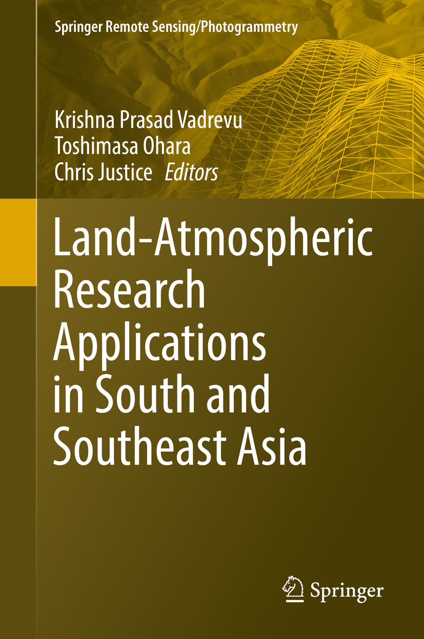 Justice, Chris - Land-Atmospheric Research Applications in South and Southeast Asia, ebook