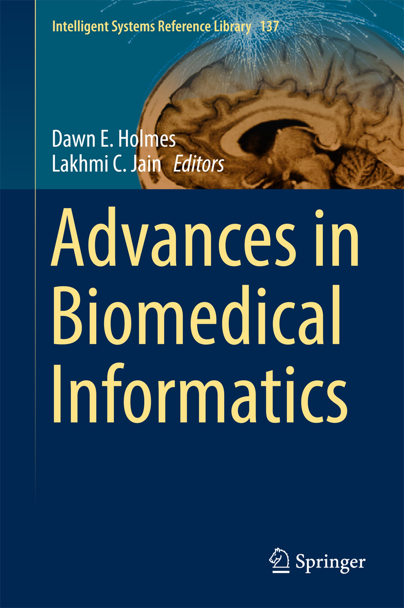 Holmes, Dawn E. - Advances in Biomedical Informatics, ebook