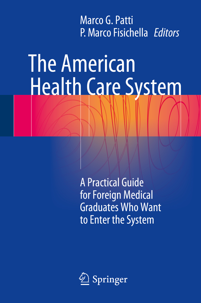 Fisichella, P. Marco - The American Health Care System, ebook