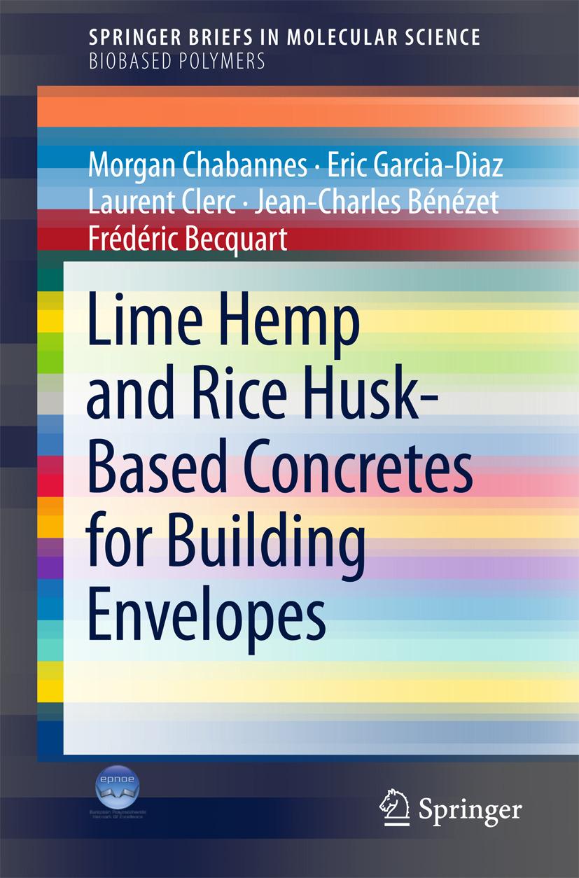 Becquart, Frédéric - Lime Hemp and Rice Husk-Based Concretes for Building Envelopes, ebook