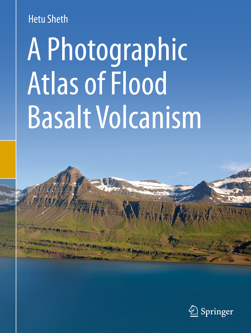 Sheth, Hetu - A Photographic Atlas of Flood Basalt Volcanism, ebook
