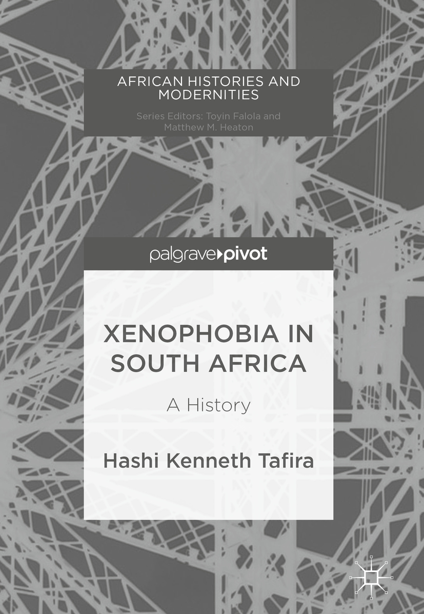 Tafira, Hashi Kenneth - Xenophobia in South Africa, ebook