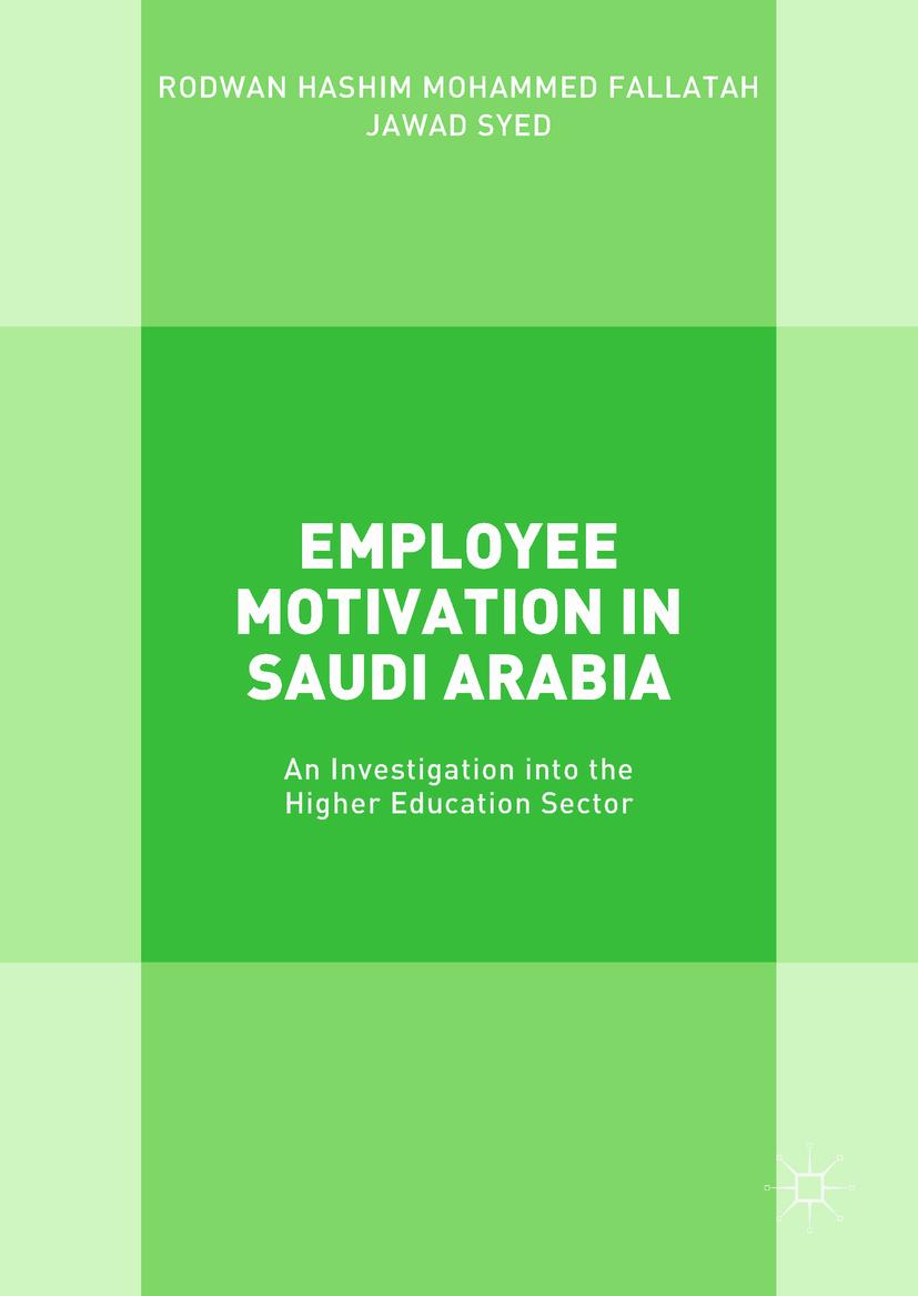 Fallatah, Rodwan Hashim Mohammed - Employee Motivation in Saudi Arabia, ebook