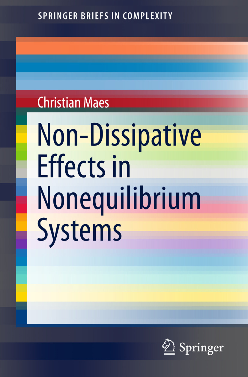 Maes, Christian - Non-Dissipative Effects in Nonequilibrium Systems, ebook