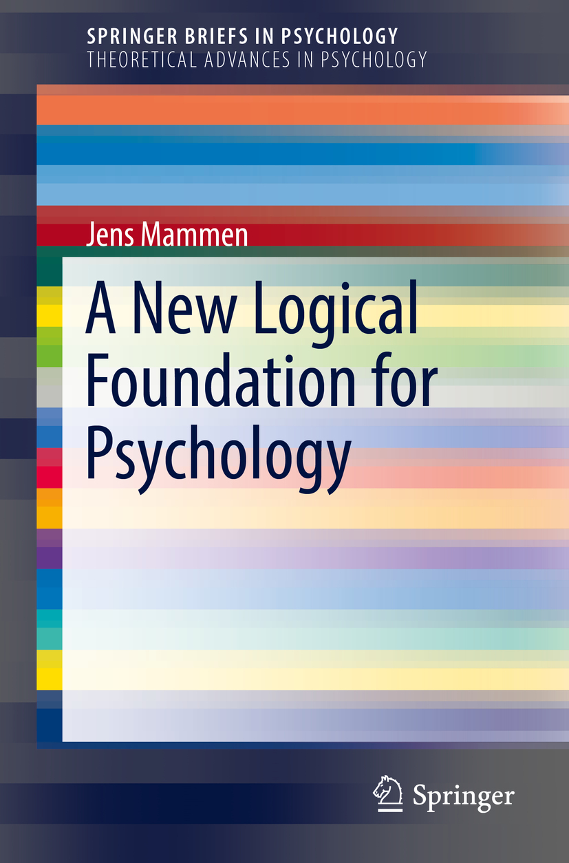 Mammen, Jens - A New Logical Foundation for Psychology, ebook