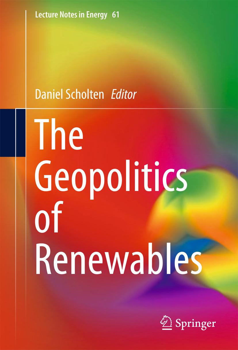 Scholten, Daniel - The Geopolitics of Renewables, ebook