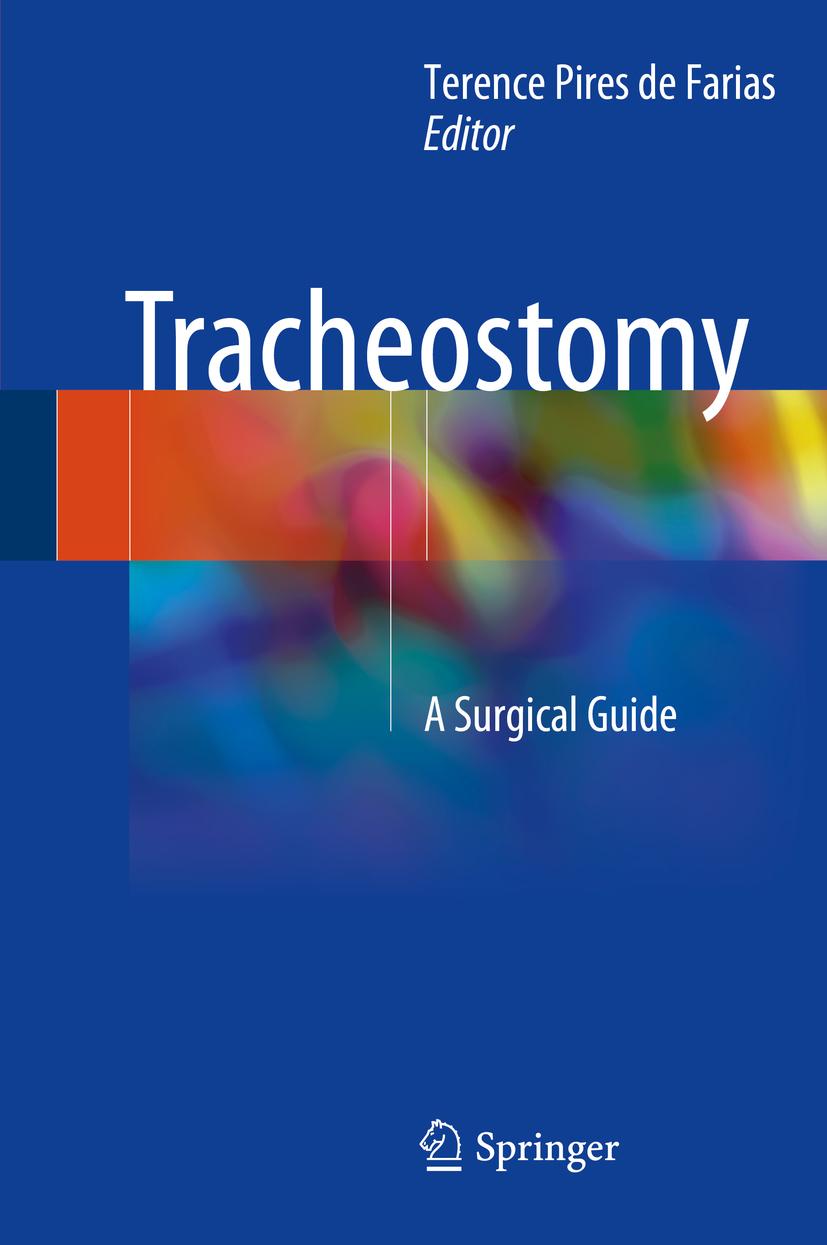 Farias, Terence Pires de - Tracheostomy, ebook
