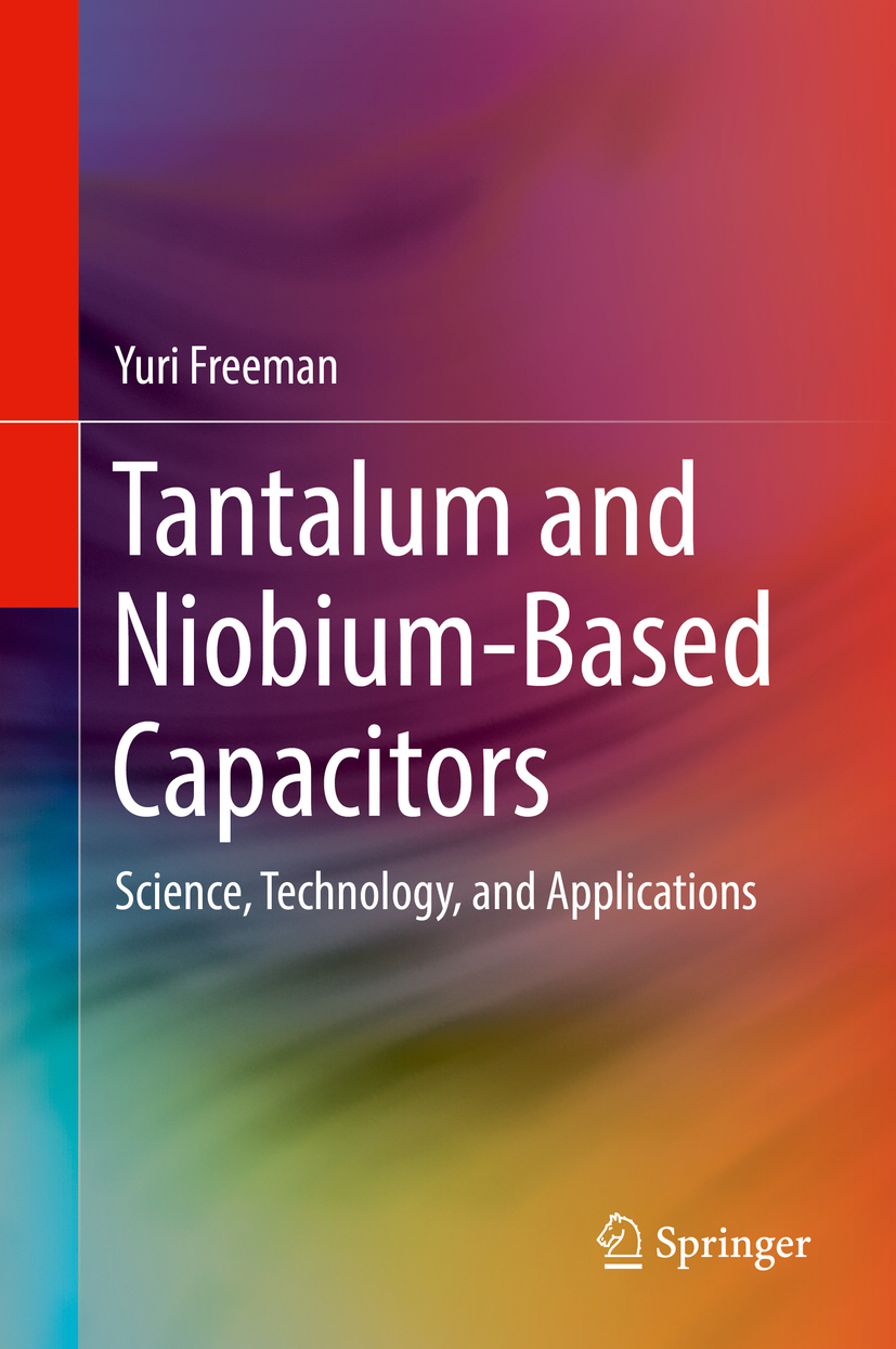Freeman, Yuri - Tantalum and Niobium-Based Capacitors, ebook
