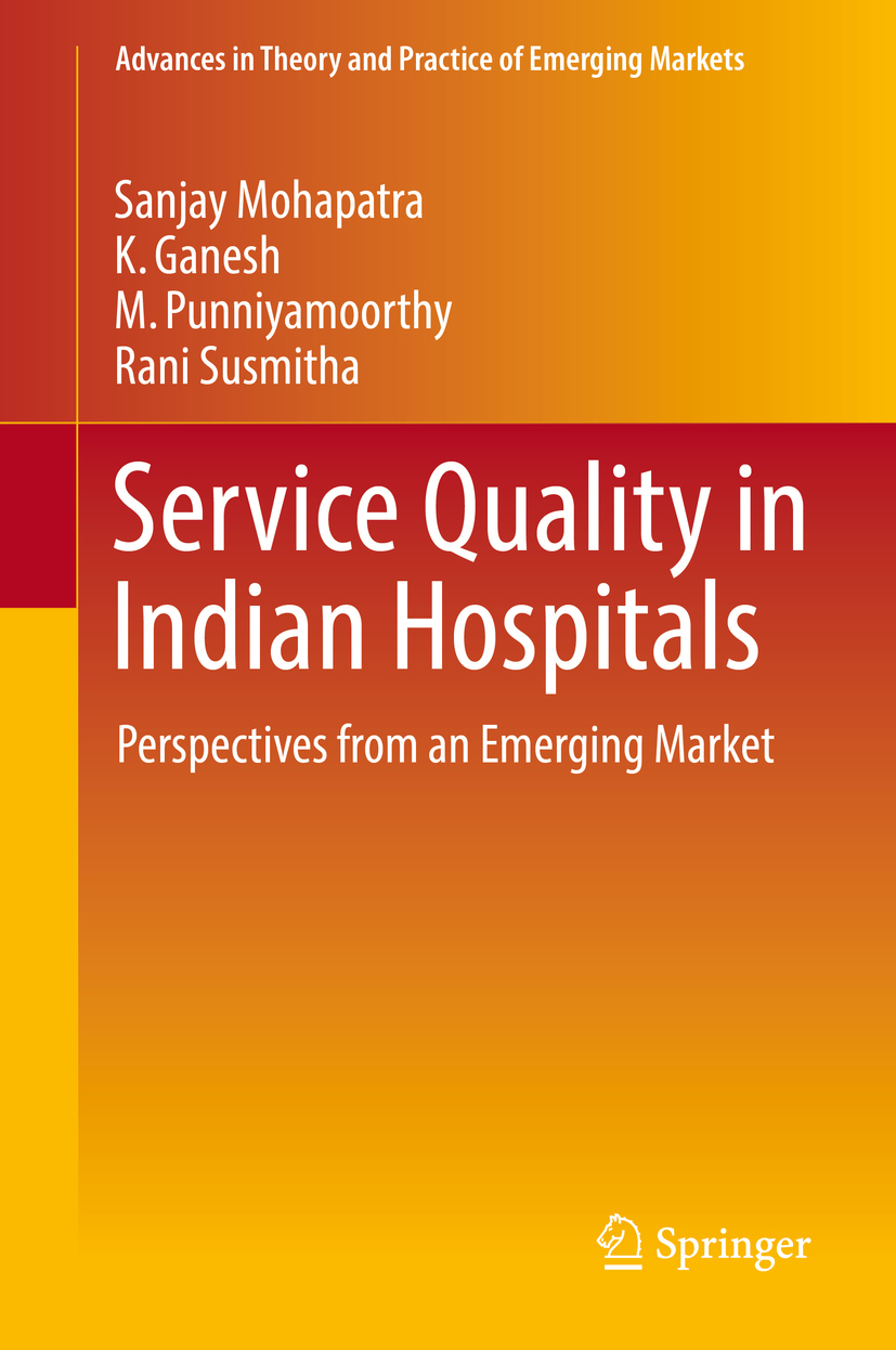 Ganesh, K. - Service Quality in Indian Hospitals, ebook