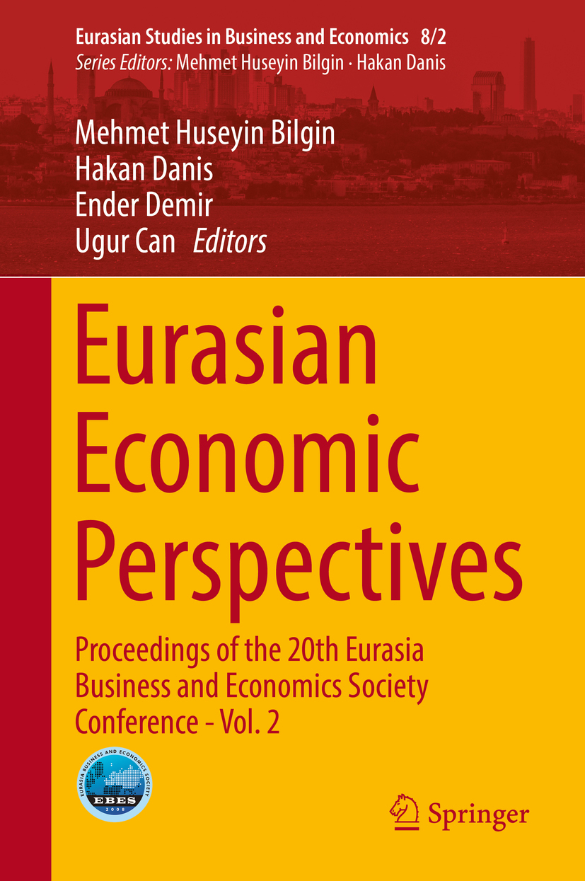 Bilgin, Mehmet Huseyin - Eurasian Economic Perspectives, ebook