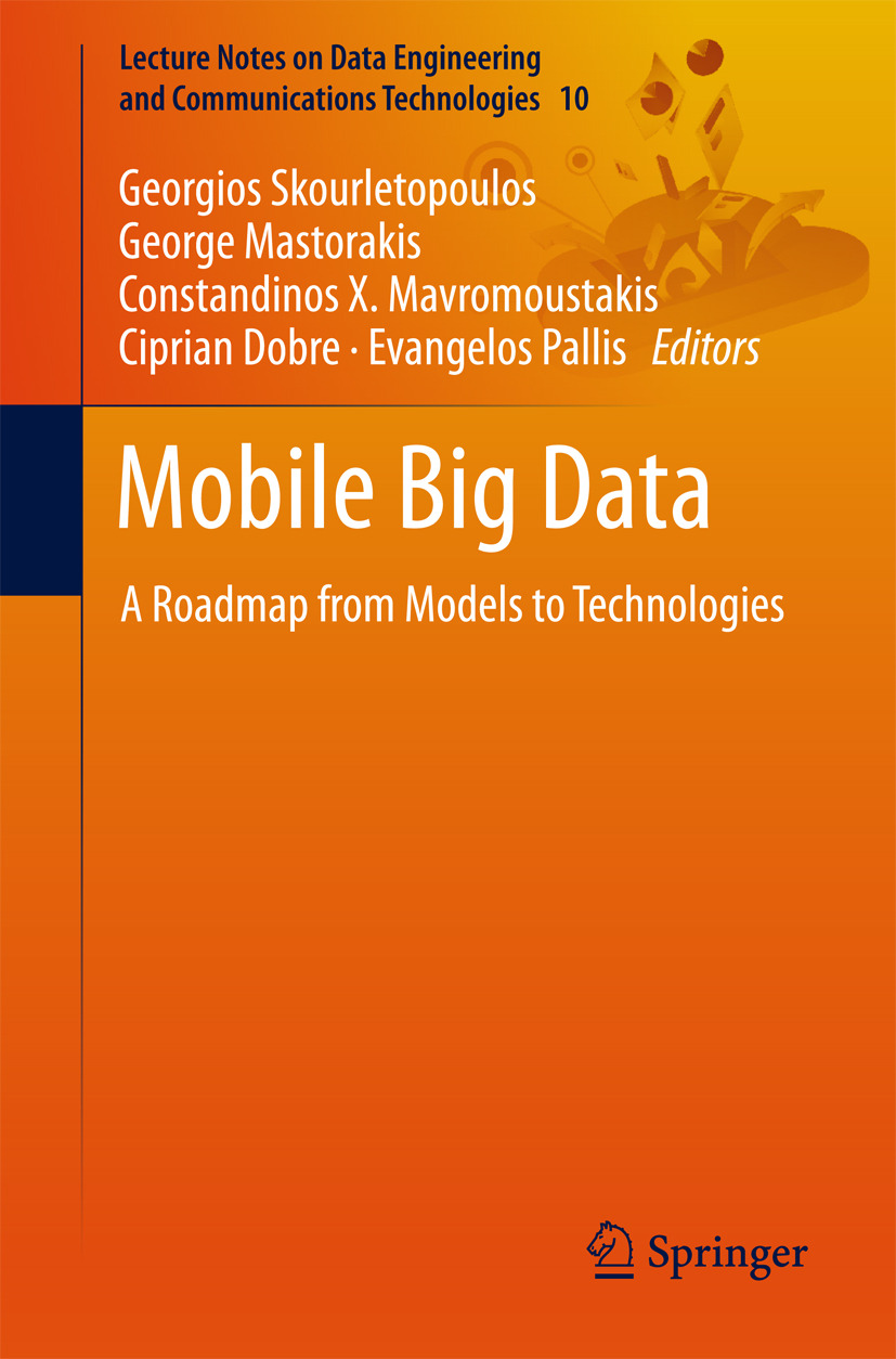Dobre, Ciprian - Mobile Big Data, ebook
