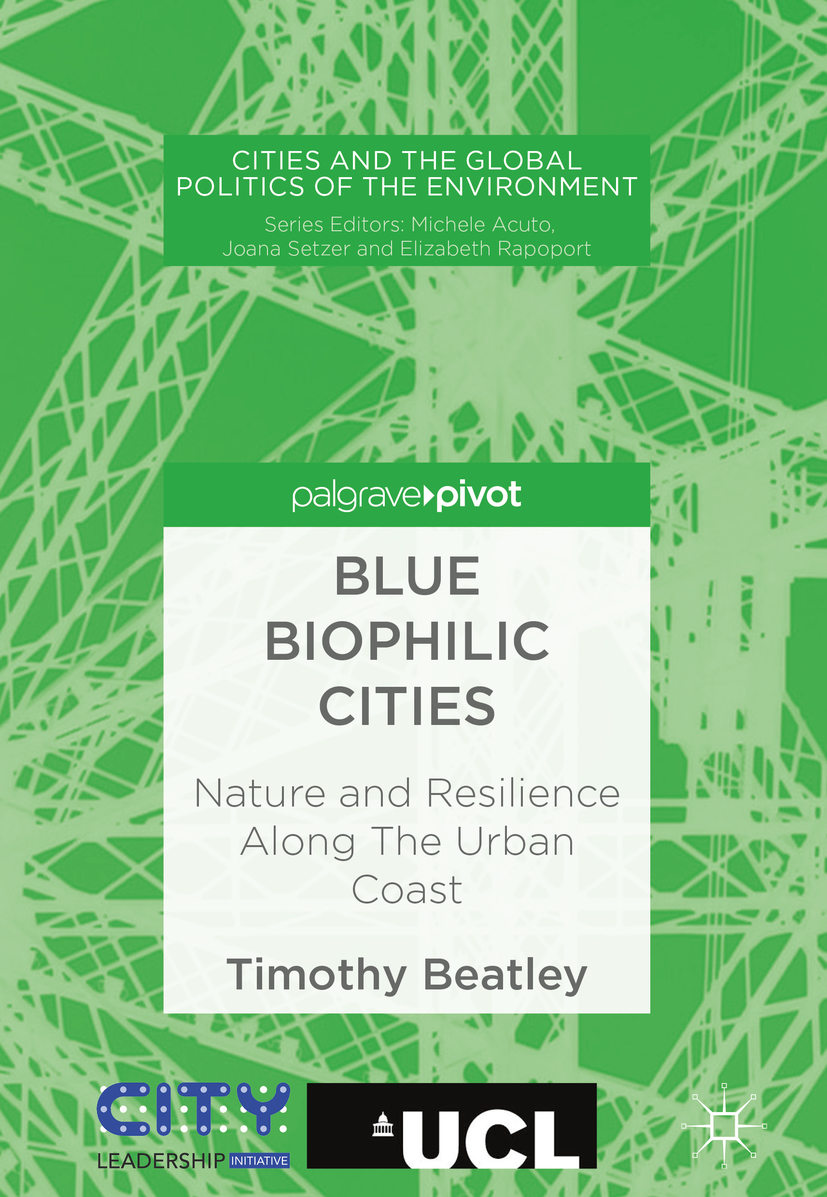 Beatley, Timothy - Blue Biophilic Cities, ebook