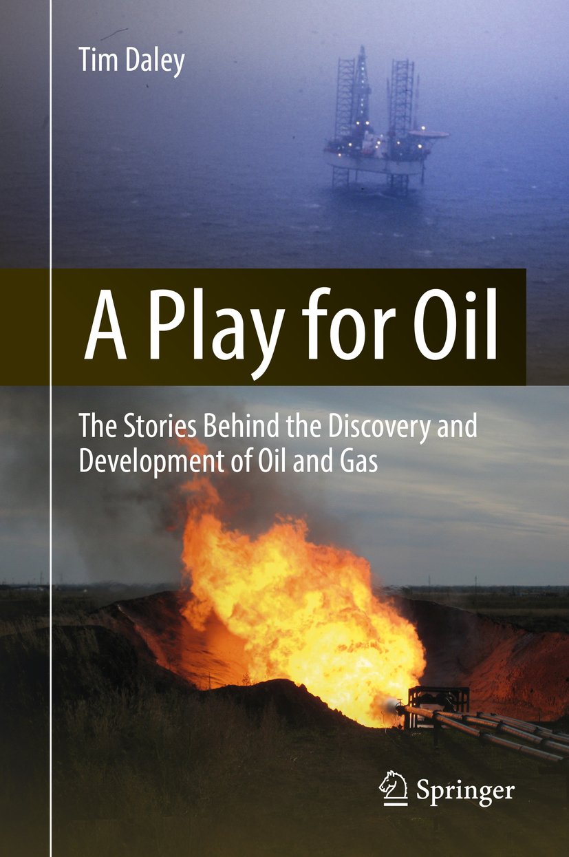 Daley, Tim - A Play for Oil, ebook