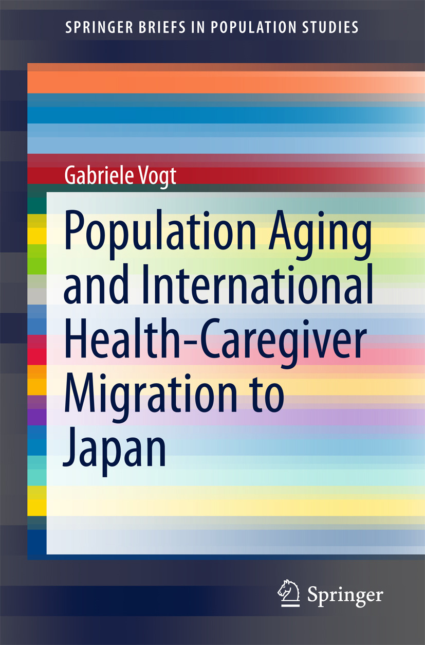Vogt, Gabriele - Population Aging and International Health-Caregiver Migration to Japan, ebook