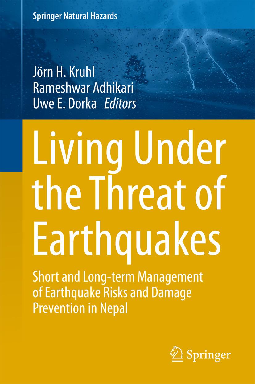 Adhikari, Rameshwar - Living Under the Threat of Earthquakes, ebook