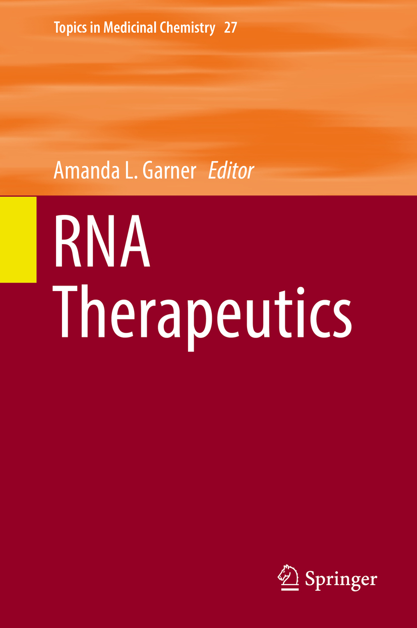 Garner, Amanda L. - RNA Therapeutics, ebook