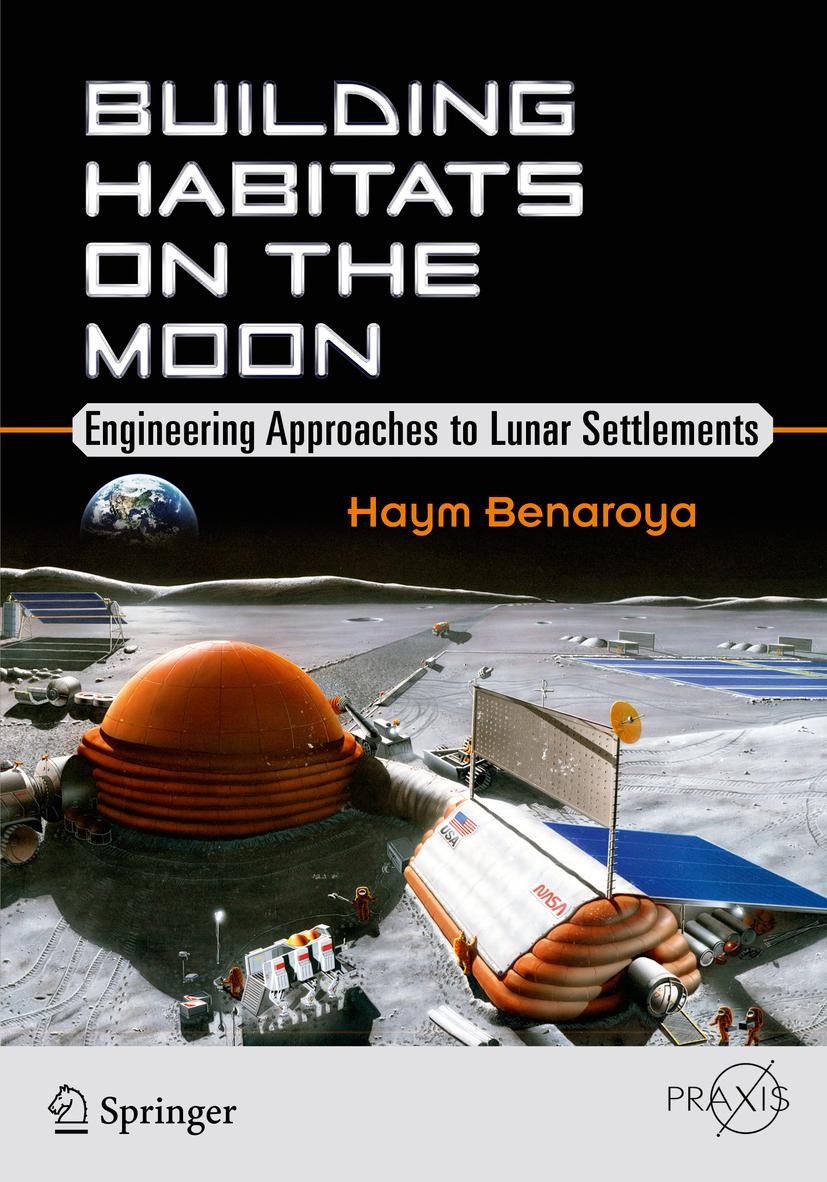 Benaroya, Haym - Building Habitats on the Moon, ebook