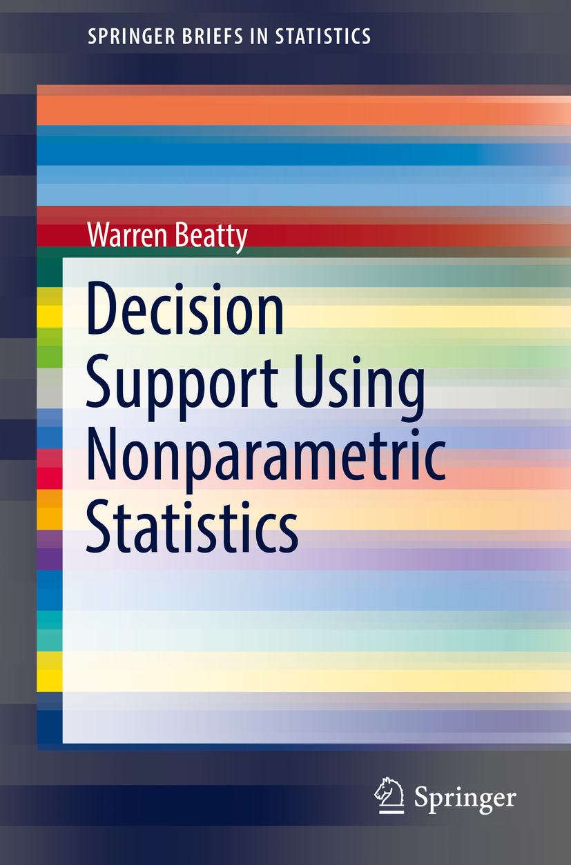 Beatty, Warren - Decision Support Using Nonparametric Statistics, ebook
