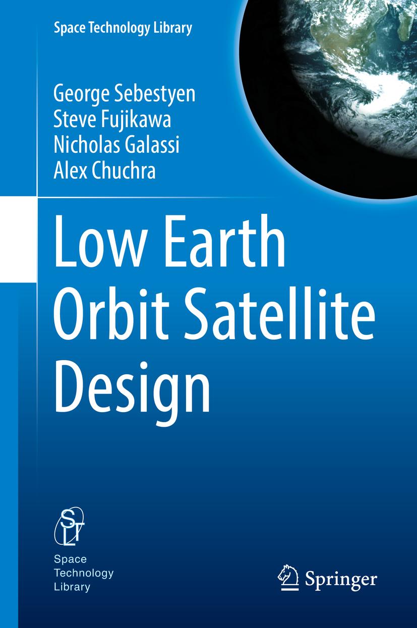 Chuchra, Alex - Low Earth Orbit Satellite Design, e-kirja