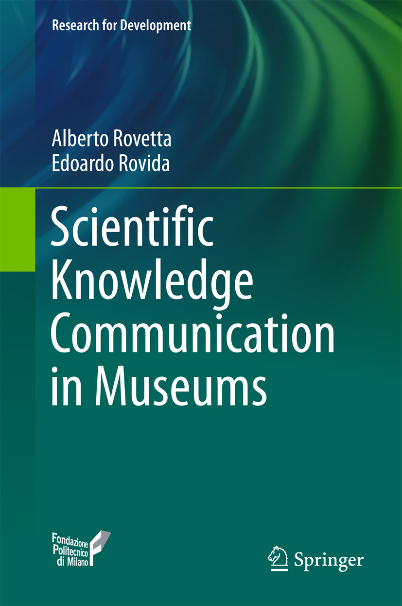 Rovetta, Alberto - Scientific Knowledge Communication in Museums, ebook