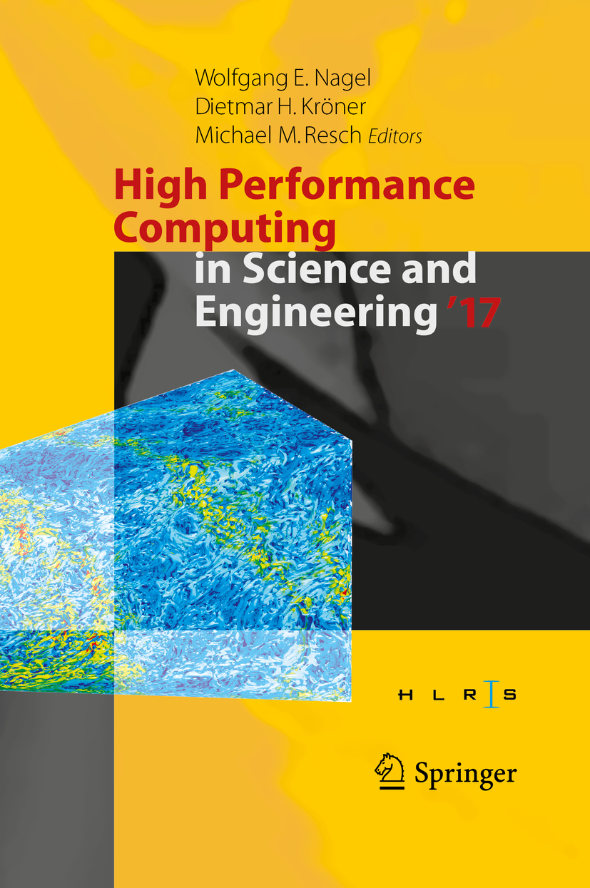 Kröner, Dietmar H. - High Performance Computing in Science and Engineering ' 17, ebook